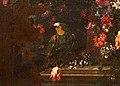 Bartolomeo bimbi, mazzo di fiori con frutti, pappagallo e uno specchio (uffizi, già in deposito all'accademia dei georgofili) 03.jpg