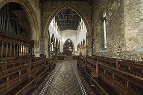 Barton-Upon-Humber, St Mary's church interior (38825983581).jpg