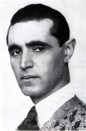 Baruch Agadati - Agadati, 1925