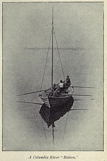 Bateau on the Columbia River above Golden BC, 1887.JPG