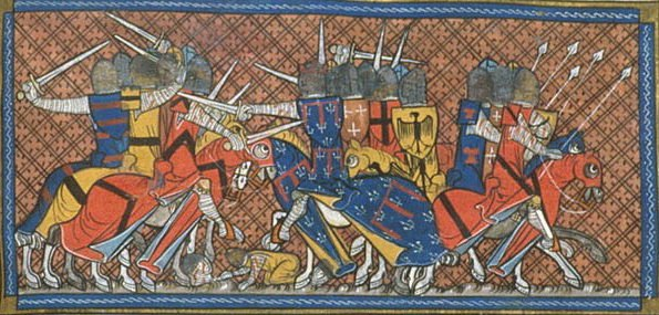 Battle of Benevento 2