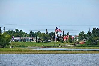 Baudette, Minnesota - Image: Baudette MN