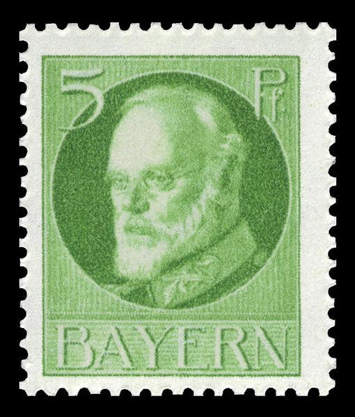 Datei:Bayern 1914 95 König Ludwig III.jpg