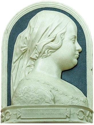 Beatrice of Naples - Image: Beatrix de Nápoles