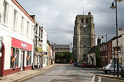 Beccles - Church tower.jpg