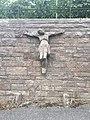 Beckstein Kleindenkmal 10 Skulptur des Gekreuzigten.jpg