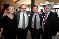 Becky Hill, Matthew Ladner & T. J. Shope with attendee (46660536092).jpg