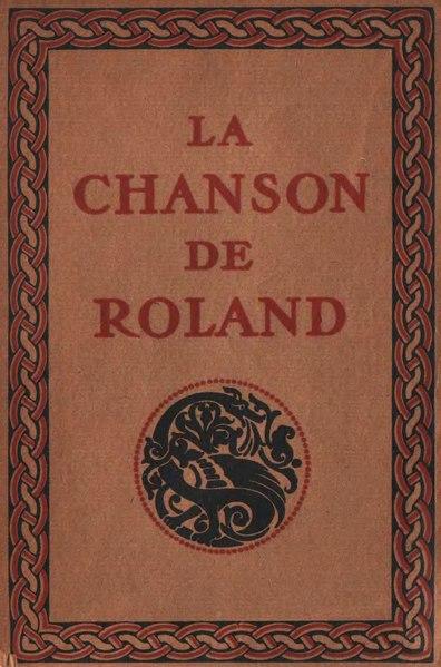 File:Bedier - La Chanson de Roland.djvu