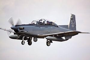 Textron Aviation - Beechcraft AT-6 light attack aircraft