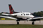 Beechcraft C90GTx King Air Hawker Beechcraft N2060K (9334610247).jpg