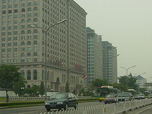 La Avenida de East Changan