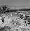 Beit yerah Panorama met gezicht op het Meer van Tiberias met omliggende heuvels, Bestanddeelnr 255-4128.jpg