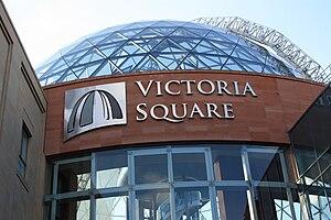 Victoria Square, Belfast, Northern Ireland, Oc...