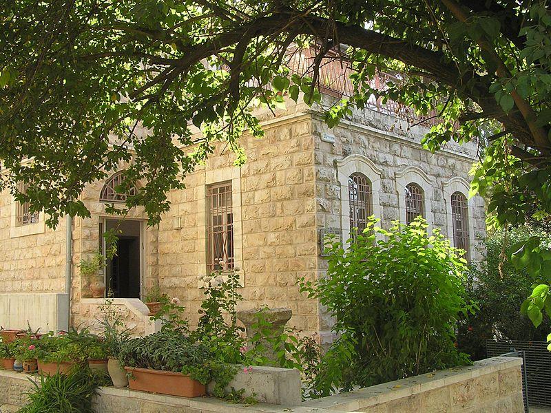 בית בן יהודה (תלפיות