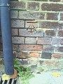 Benchmark on Holy Trinity Church - geograph.org.uk - 2143734.jpg