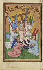 Livre de prières d'Albert de Brandebourg