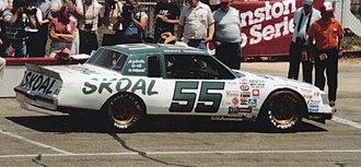 Benny Parsons - 1983 racecar