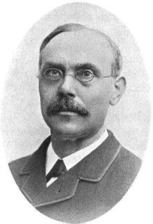 Sven Berggren Swedish botanist