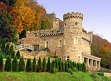 Berkeley Castle In Springs West Virginia
