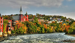 Berlin, New Hampshire.
