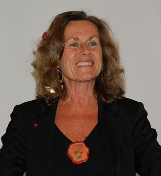 Bernardine Dohrn - Dohrn at 2007 reunion of SDS