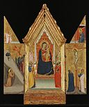 Bernardo Daddi - Madonna and Child Enthroned with Saints - 34.20 - Minneapolis Institute of Arts.jpg