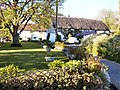 Berrysbridge houses on southern edge of Thorverton - geograph.org.uk - 34989.jpg