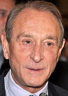 Bertrand Delanoë French politician