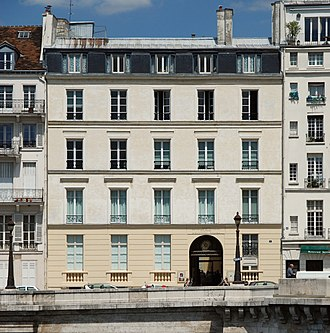Poles in France - The Polish Library in Paris, founded in 1838, was added in 2003 to UNESCO's Memory of the World Register.