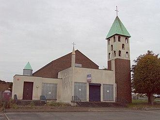 Bidston - Holy Cross Church