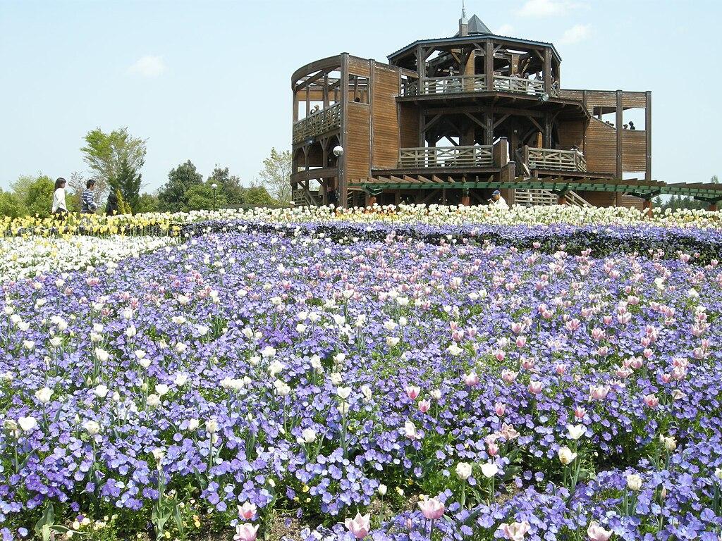 Bihoku-kyuryo Park