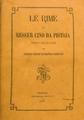 Bindi Fanfani - Le rime di messer Cino da Pistoia ridotte a miglior lettura - 1878.png