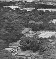 Bird's-eye view of Imperial palace in 1950s.JPG