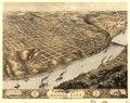 Bird's eye view of Kansas City, Missouri. Jan'y. 1869. LOC 73693480.tif