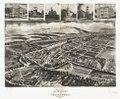Birds eye view of Burnham and Yeagertown, Mifflin Co., Pa. 1906. LOC 75694952.tif