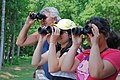 Birdwatching with grandpa Claytor Lake State Park Virginia (16589750059).jpg
