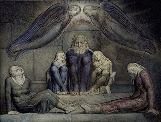 Count Ugolino and his Sons in Prison