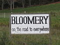 Bloomery Sign Bloomery WV 2008 10 12 01.jpg