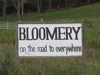Bloomery, Hampshire County, West Virginia Unincorporated community in West Virginia, United States