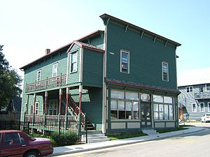 Blue Mounds, Wisconsin - The historic Blue Mounds Opera House