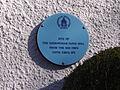 Blue Plaque in Beeston Road, Sheringham locating Sheringham Watermill (Paper).JPG
