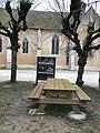 Boîte à livres de Sougères-en-Puisaye, Yonne, France - 1.JPG