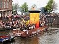 Boat 78 Loetje Groep, Canal Parade Amsterdam 2017 foto 4.JPG
