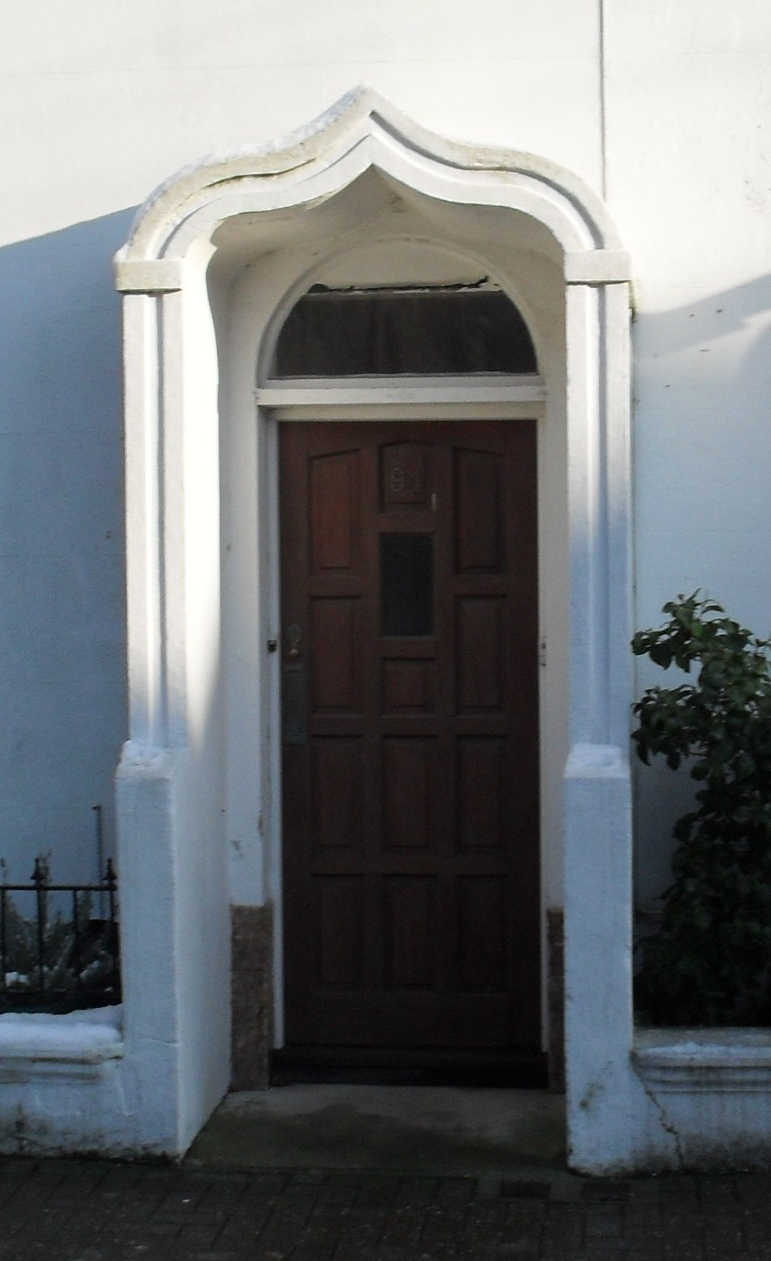 Boat Porch (Characteristic Architectural Feature of Worthing)