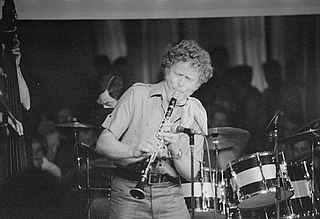 Bob Wilber American jazz clarinetist, composer and saxophonist