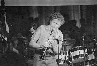 Bob Wilber - Bob Wilber at the North Sea Jazz Festival in the late 1970s