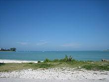 View From Boca Grande Causeway