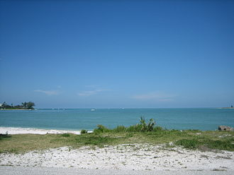 Boca Grande, Florida - View From Boca Grande Causeway
