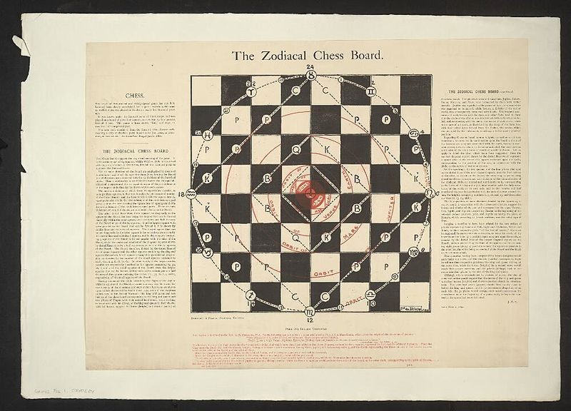 File:Bodleian Libraries, Zodiacal chess board.jpg