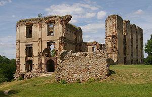 Bodzentyn - Ruins of the Bodzentyn Castle